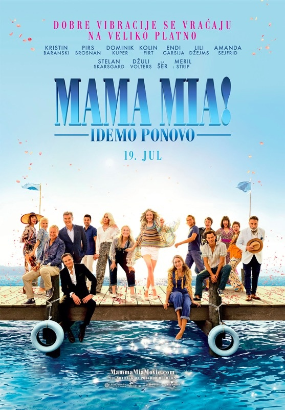 Mamma Mia! Idemo ponovo