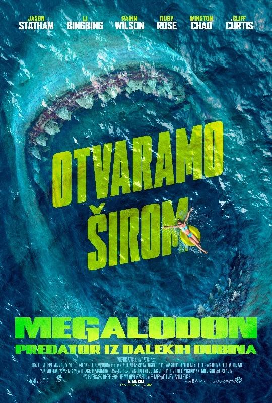 Megalodon: Predator iz dalekih dubina - 3D