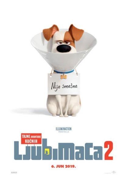 Tajne avanture kućnih ljubimaca 2 (sinhro.) - 3D