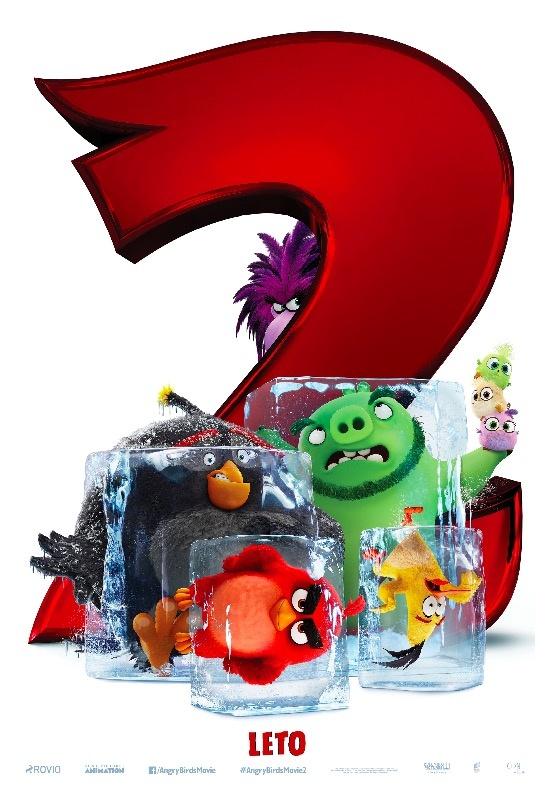 Angry Birds Film 2 (sinhro.) - 2D