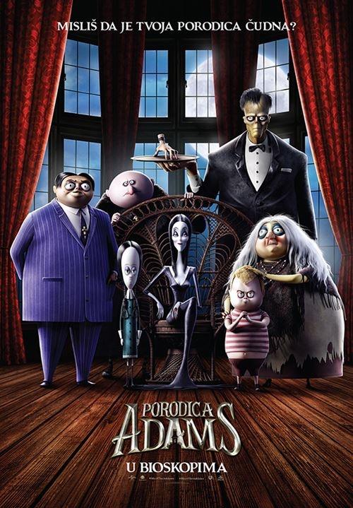 Porodica Adams (sinhro.) - 3D