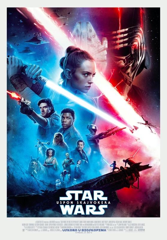 Star Wars: Uspon Skajvokera - 3D
